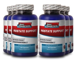 Red Raspberry Leaf - Prostate Support 1600mg - Prostate Health Booster Pills 6B - $62.32