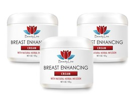 Glucam E-20 - Breast Enhancing Cream 4oz - Buttock Enhancement Cream 3C - $54.40