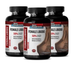 Extreme Muscle Growth - New Female Libido Booster - Vitamin E Supplement 3B - $27.67