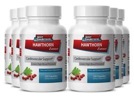 Cayenne Fruit Powder - Hawthorn Leaf Extract 665mg- Boosting Digestive Health 6B - $65.29