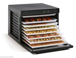 Tribest Sedona 9 Tray Digital Food Dehydrator SD-P9000-B. 600W, Timer, B... - £283.89 GBP