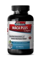 Niacin Flush - Maca Plus Complex 1275mg - Male Stronger Orgasms 1B - $14.80