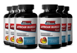 Fat Burners Supplements - African Mango 1200 - Helps Fight Fatigue Pills... - $59.35