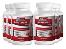 Glutamine - L-GLUTAMINE 500mg - Heightened Sexual Response Pills 6B - $64.30