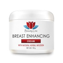Natural Enhancer Breast Cream Booster Advance With Organic Herbal Infusion 4oz.. - $24.70
