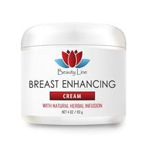 Bust Buttocks Enlargement  Breast Enhancement Cream Organic Infusion 4oz - $24.70