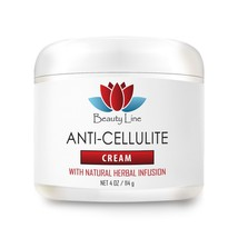 Sambucus Nigra Flower Extract - Anti Cellulite Cream 4oz - Reduces Acne 1C - $19.75