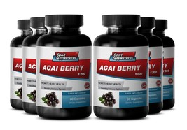Acacia Powder -  Acai Berry Extract 1200mg - Give You Extra Energy 6B - $60.34