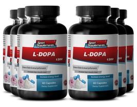Velvet Bean - L-Dopa 99% Extract 350mg - Boost ... - $64.30