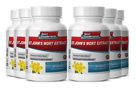 Siberian Eleutherococcus Root Extract - St. John's Wort 475mg - Energy Boost 6B - $54.43