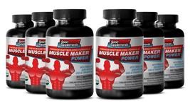 MUSCLE MAKER POWER Testosterone Level Muscle Ma... - $84.10