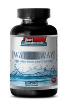 Lower Blood Pressure - Water Away Pills 700mg - 100% Natural Blend of He... - $12.82