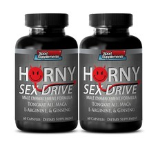 Organic Tongkat Ali  Extract - Horny Sex Drive - Extra Strength Tongkat Ali 2B - $23.71