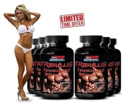 Testosterone Cream -Tribulus Terrestris 1000mg - Supports Libido Level Pills 6B - $60.34