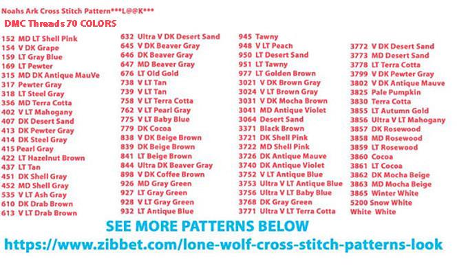 LONE RANGER Cross Stitch Pattern***LOOK***