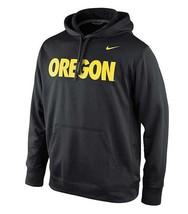 "Nike Oregon Ducks College Pullover Performance ""Small"" - $25.73"