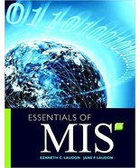 Essentials Of MIS 12th Edition (Instant Downloa... - $9.99