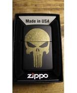 Punisher Zippo - $30.00