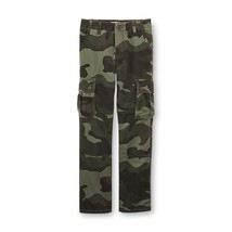 NWT Route 66 Boy's Cargo Pants Size 16 Camouflage Camo - $17.09