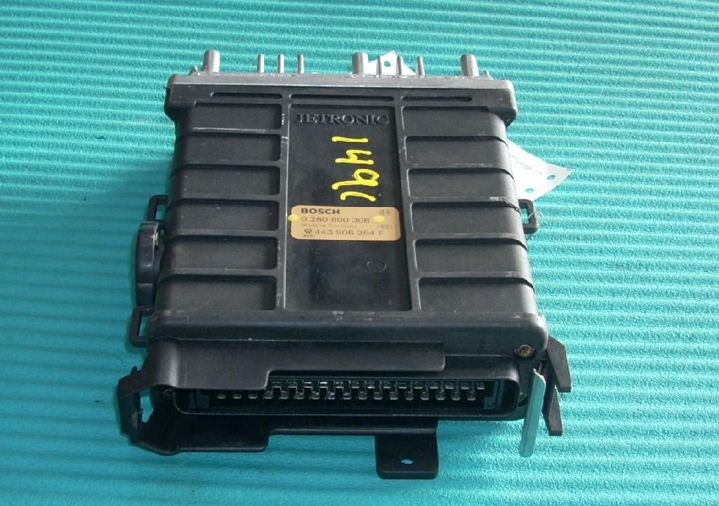 1991 AUDI 100 ECM ENGINE COMPUTER 0280-800-308 GENUINE OEM