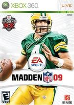 Madden NFL 09 - Xbox 360 [Xbox 360] - $3.95
