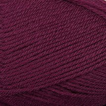 Plymouth Galway Worsted Yarn Eggplant 0092 - $15.86 CAD