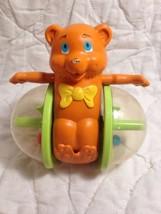 (C16) Rare 1978 Fisher Price Bear Pull Toy #642 - $29.70