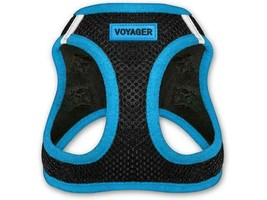 Voyager Step-in Air Dog Harness - All Weather Mesh, Step in Vest Harness