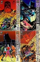 Batman - Gotham Nights II #1-4 Complete Limited... - $16.95