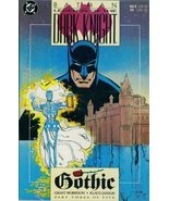 Batman Legends of the Dark Knight #8: Gothic Pa... - $1.95