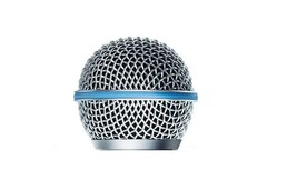 Mesh Microphone Metal Screen mic Grille Fits Shure SM58 Wired and Wirele... - $5.99