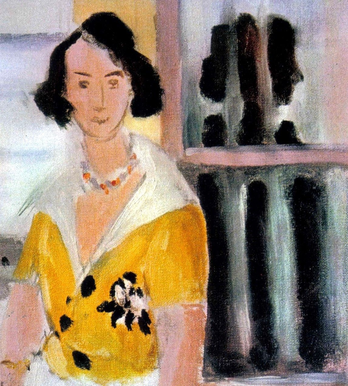 MATISSE 1939 LITHOGRAPH w/COA unique GIFT Exclusive Henri Matisse print RARE ART