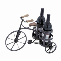 Black Metal Wine Rack Bottle Holder Home Kitche... - $113.88