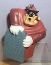 Disney Pete the Ghost Christmas future Mickey Christmas Carol figurine k... - $21.03