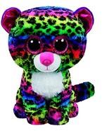 Ty Dotty Leopard Plush, Multicolor, Regular - $2.67