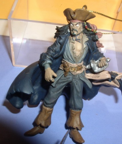 Primary image for Disney Pirates of the Caribbean Jack Sparrow ornament