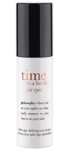 Philosophy Time In A Bottle Daily Age-defying Eye Serum image 2