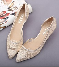 Beige See Through Bridal Heels,Ivory See Through Bridal Shoes,Low Heels ... - $48.00