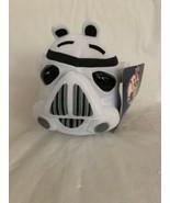 "Angry Birds Pig Star Wars White Storm Trooper 5"" Plush Ball Lucas Films ... - $11.87"