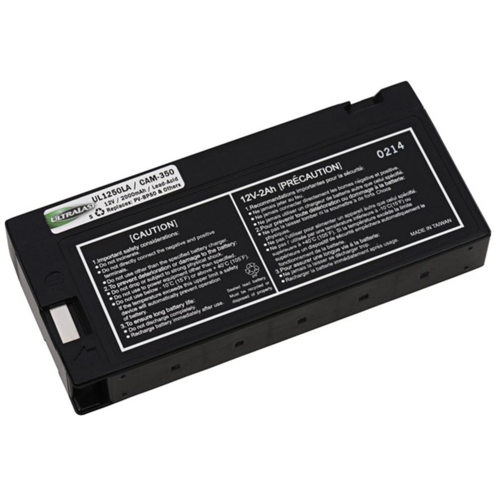 Dantona CAM-350P CAM-350 Replacement Battery