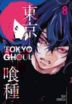 Tokyo Ghoul Gn Vol 08 Manga 08/17/2016 English Hot!!! Will Sellout! - $12.99