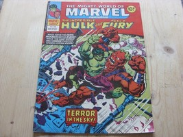Mighty World of Marvel  #286  Mar 22   1978  UK   Excellent Condition - $6.43