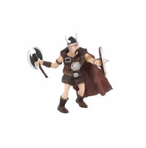 Vikings Action Figure Halldor Raider Toy Vintage Collectible Gift Kids Boys Toys