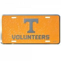 tennessee volunteers college team ncaa logo mosaic metal license plate u... - $28.49