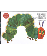The Very Hungry Caterpillar Children's Book by Eric Carle - $16.99