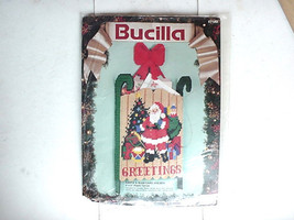 Buculla Santa's Sled Card Holder #61153 - $24.99