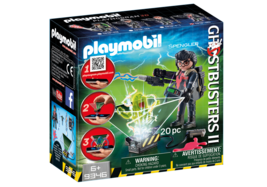 PLAYMOBIL GHOSTBUSTER Egon Spengler #9346 - $11.05