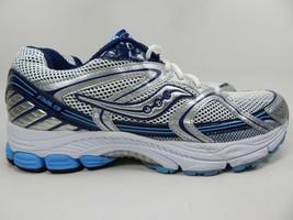 Saucony Stabil CS 2 Size 12 M (B) EU 44.5 Women's Running Shoes Silver 10032-1 - $44.96