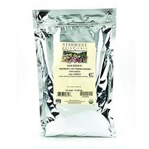 Starwest Botanicals Organic Raspberry Leaf Powder, 1 Pound - $42.75