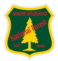 Apache Sitgreaves National Forest Sticker R3197  YOU CHOOSE SIZE - $1.45+